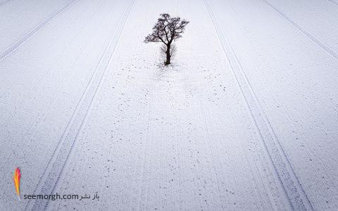 عکاسی,عکاسی هوایی,عکاسی از آسمان,شیوه های عکاسی