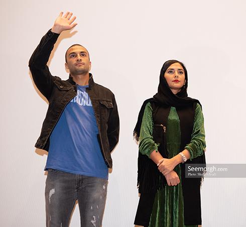 عرق سرد,فيلم عرق سرد,اکران عمومي,امير جديدي,هدي زين العابدين