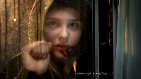 فیلم ترسناک,زنان فیلم های ترسناک,ترسناک ترین فیلم ها,let me in