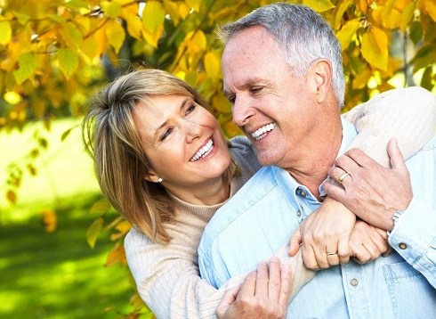 طول عمر,زن و شوهر میانسال
