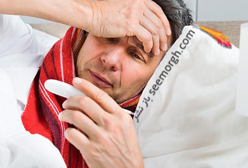 سرماخوردگی,آنفولانزا