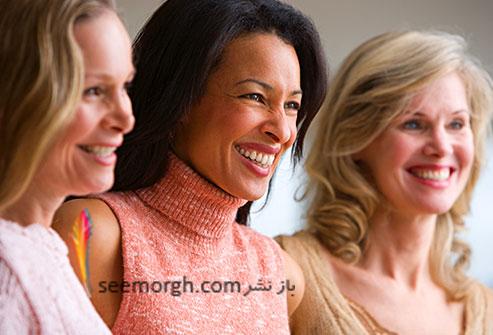زنان خوشحال