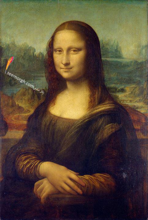 لئوناردوداوینچی,مونا لیزا,لبخند ژکوند,تابلوی مونا لیزا
