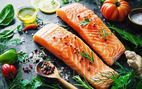 ماهی,ماهی سالمون