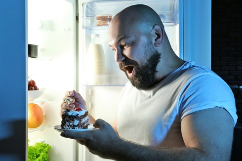 چاقی,علت چاقی