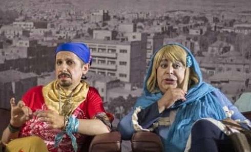 تغيير جنسيت,سينماي ايران,مرد در نقش زن,زن در نقش مرد,اکبر عيدي در نقش زن,عکس بازيگران