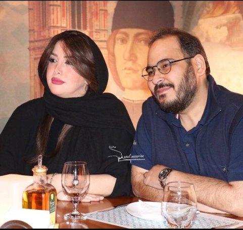عکس منتشر شده توسط رضا داوودنژاد