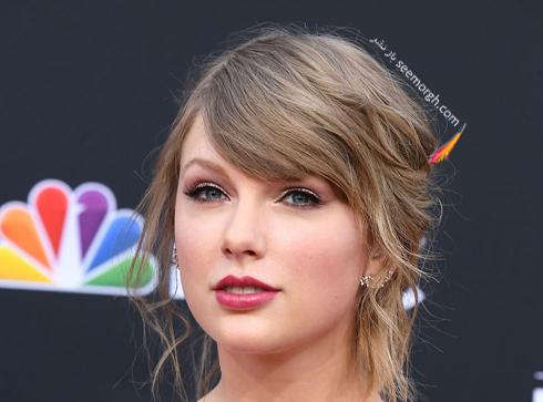 مدل مو,مدل مو جمع,بهترين مدل مو جمع,مدل مو جمع به سبک تيلور سويفت Taylor Swift - مدل مو شماره 3