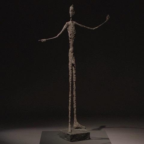 گران ترین مجسمه ها,گران ترین اثار هنری,مجسمه هنری,آلبرتو جاکومتی,مجسمه های گران دنیا