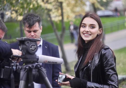 ورونیکا دیدوسنکو دختر شایسته 23 ساله