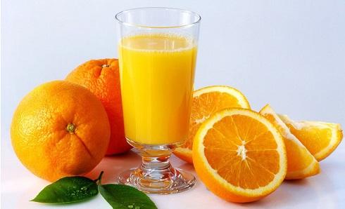 ویتامین C,پرتقال