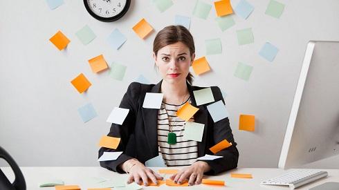 استرس کاری زنان