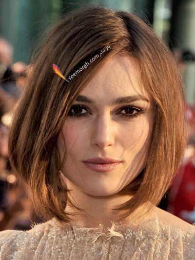 مدل مو,مدل مو کوتاه,مدل مو کوتاه متناسب با صورت کشیده
