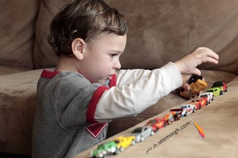 اوتیسم کودکان