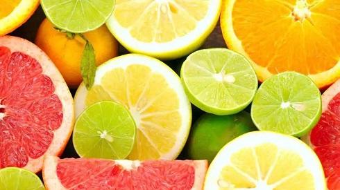 مرکبات,پرتقال,لیمو
