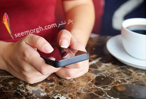 کار با موبایل