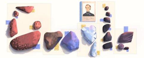 لوگو گوگل به مناسبت تولد دومین زن مهندس جهان