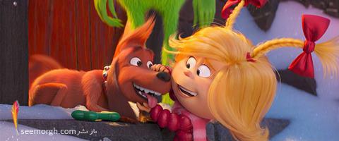 The Grinch,گرینچ,انیمیشن,عکس های گرینچ