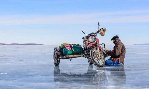 فستیوال یخ,سفر به مغولستان,جاذبه گردشگری مغولستان,فستیوال یخ مغولستان,جشنواره یخ