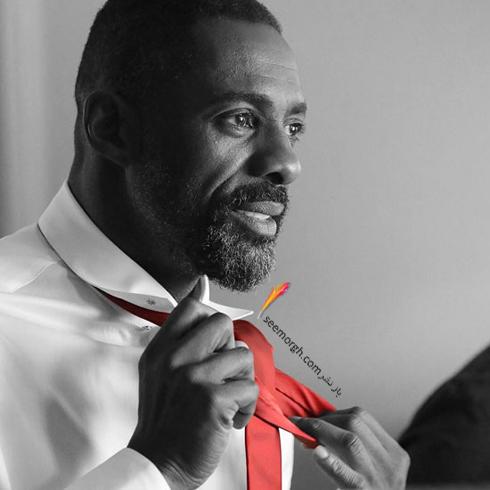 جذاب ترین مرد سال,جذاب ترین مرد سال 2018,ادریس البا Idris Elba جذاب ترین مرد سال 2018 - عکس شماره 1