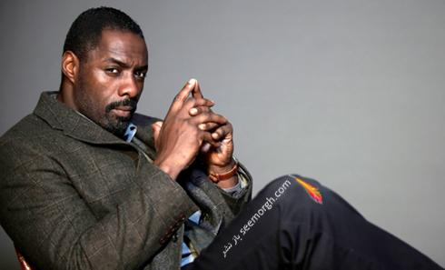 جذاب ترین مرد سال,جذاب ترین مرد سال 2018,ادریس البا Idris Elba جذاب ترین مرد سال 2018 - عکس شماره 4