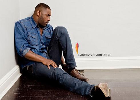 جذاب ترین مرد سال,جذاب ترین مرد سال 2018,ادریس البا Idris Elba جذاب ترین مرد سال 2018 - عکس شماره 3
