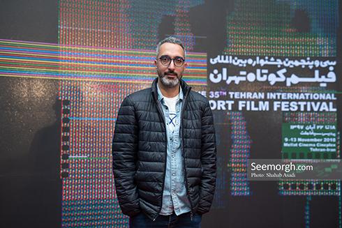 جشنواره فیلم کوتاه,عکس بازیگران,امیرمهدی ژوله، بازیگران,ویدا جوان