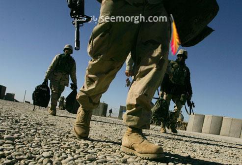 سربازان