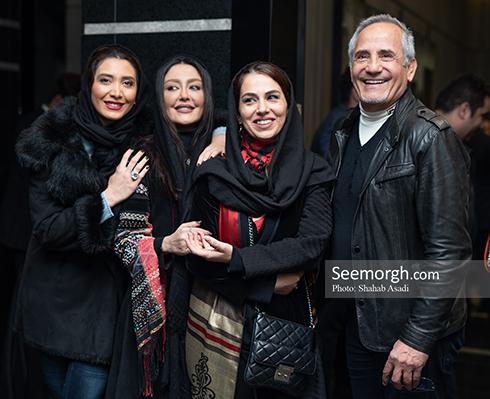لس آنجلس تهران,اکران,بازیگران,شقایق فراهانی,تینا پاکروان,مجید مظفری