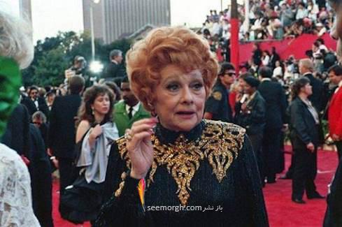 مرگ,قبل از مرگ,عکس های قبل از مرگ,عکس بازیگران,لوسیل بال Lucille Ball