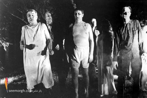 فیلم پرفروش,پرفروش ترین فیلم ها,فیلم ترسناک,فیلم عجیب,شب مردگان زنده