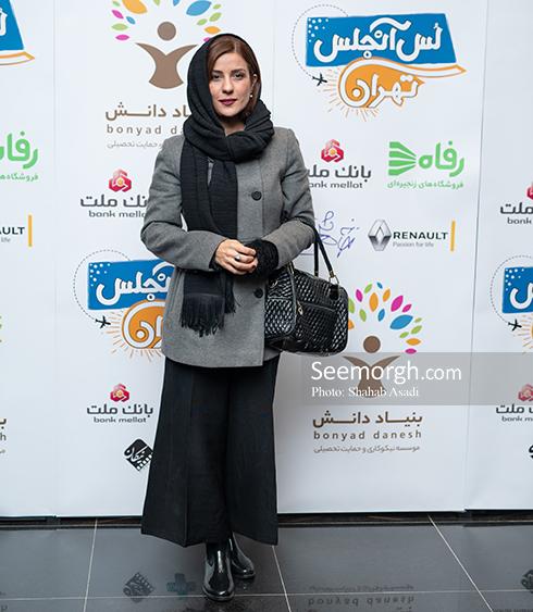 لس آنجلس تهران,اکران,بازیگران,سارا بهرامی