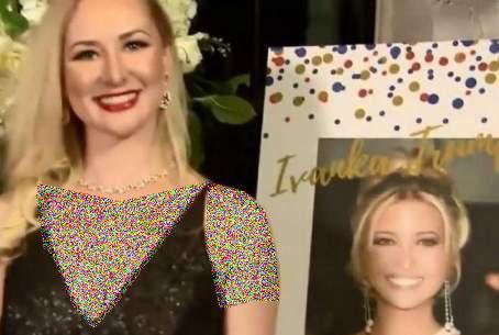 سارا اشمیت پس از جراحی زیبایی و تلاش برای شبیه شدن به ایوانکا ترامپ