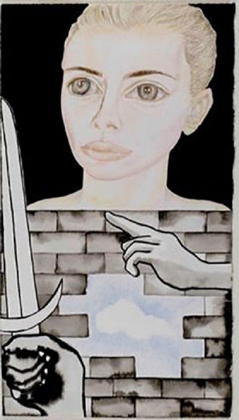 زیبایی اسکارلت جوهانسون منبع الهام هنرمندان