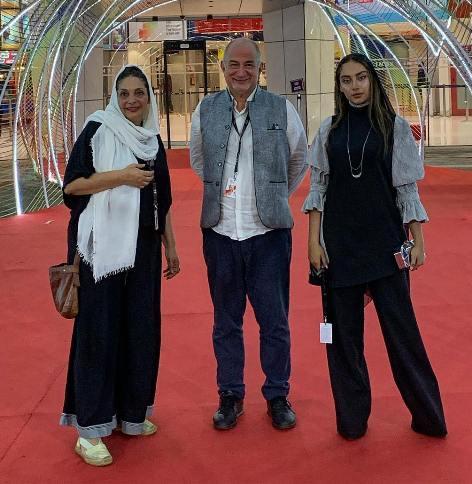 ترلان پروانه در جشنواره فیلم گوا هند