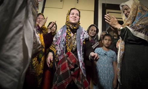 عروسی ترکمن,عکس عروسی ترکمن,مراسم عروسی ترکمن ها,آداب و رسوم عروسی ترکمن ها