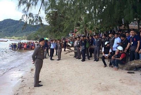 سفر به تایلند,تایلند,عکس های تایلند,قاچاق انسان در تایلند,خطرهای سفر به تایلند,گردشگری تایلند