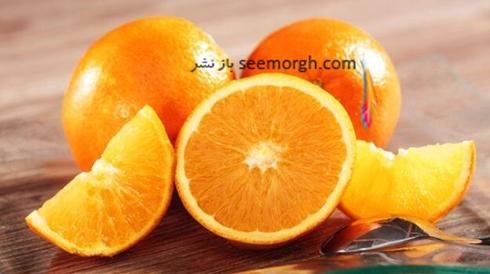 پرتقال,ویتامین c
