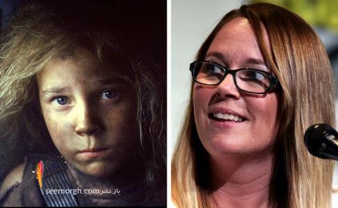 حقایق سینما,پشت پرده,حقایق فیلم ها,Carrie Henn