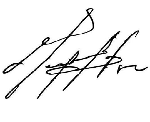 امضا سلبریتی ها,امضا هنرمندان,امضا افراد مشهور,مدل امضا