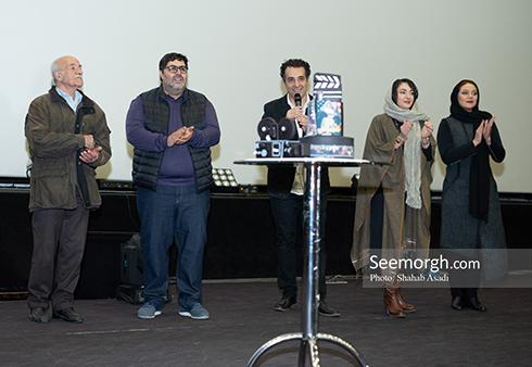 کلمبوس,اکران,پردیس کوروش,هانیه توسلی,گلاره عباسی,شبنم مقدمی