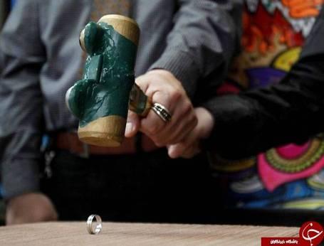 جشن طلاق در ژاپن با شکستن حلقه ازدواج