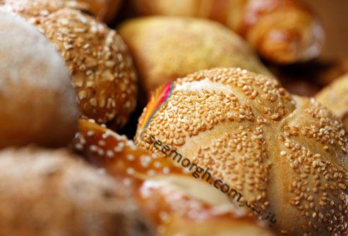 نان سبوس دار