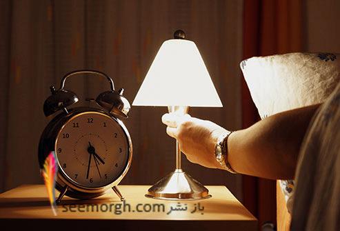 چراغ خواب