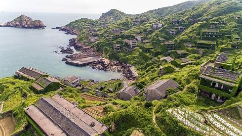 روستای متروکه هوتوان در چین