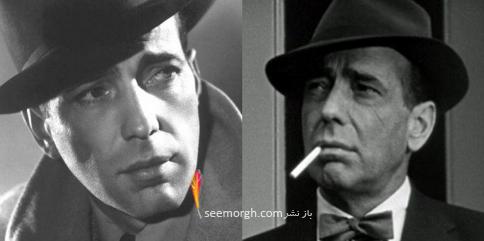 آخرین عکس,بازیگران هالیوود,بازیگر قدیمی,آخرین فیلم بازیگران,همفری بوگارت