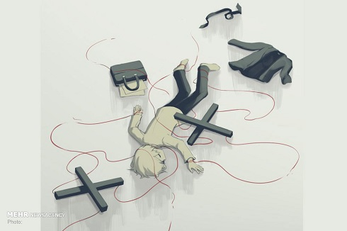 تصویرسازی,تصویرسازی مفهومی,تصویر سازی هنرمند ژاپنی,تصویرسازی های جالب