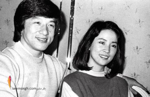 جکی چان,همسر جکی چان,Joan Lin,خیانت
