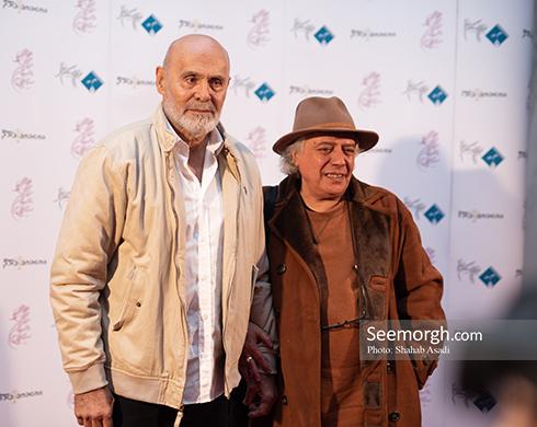 جشن منتقدان,برندگان جشن منتقدان,عکس های جشن منتقدان,جمشید هاشم پور