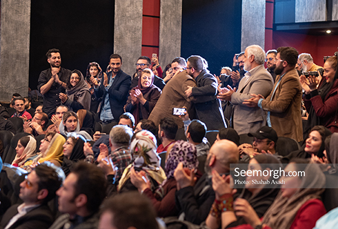 جشن منتقدان,برندگان جشن منتقدان,عکس های جشن منتقدان,گلاره عباسی